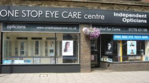 One Stop Eye Care, West Street, Bourne